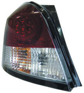 VITZ KSP90用 LEDユーロテール ¥24.360