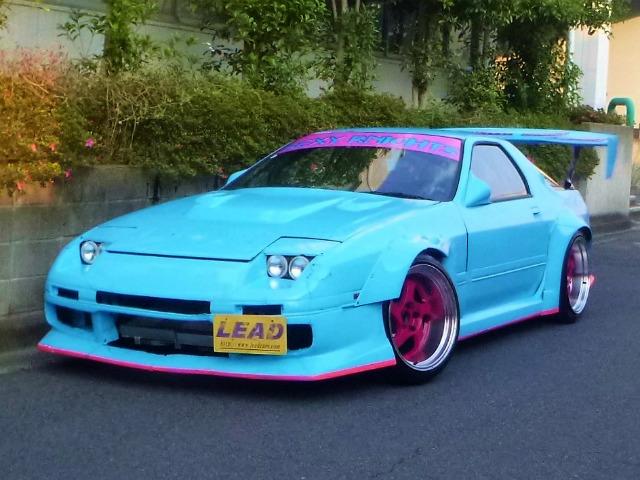 サバンナRX-7【FC3S】