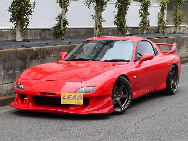 RX-7【FD3S】